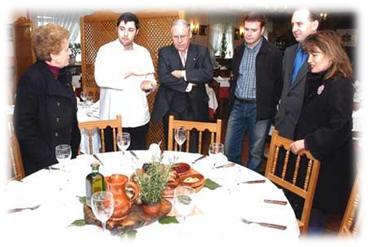 Jurado II Concurso Pinchos Medievales, 2009