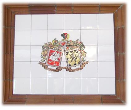 Escudo Familiar Cabrera García
