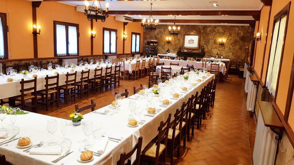 Restaurante La Granja de Alcuneza